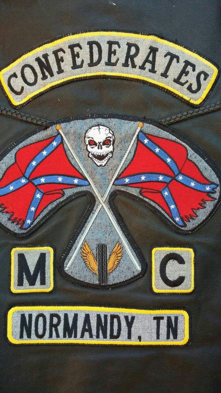 Peacemakers MC   Sixties era cut. Kingsport TN