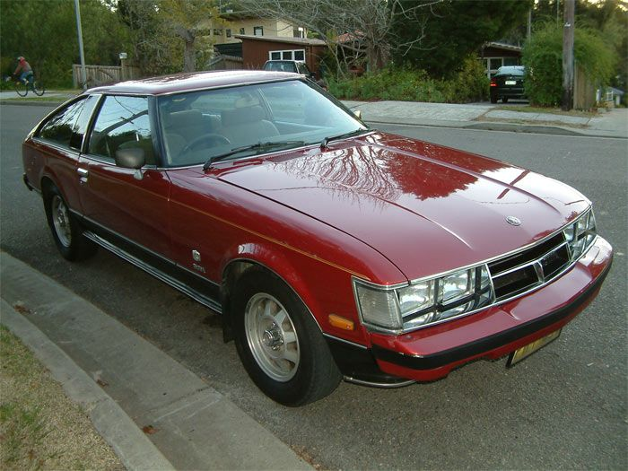 1979 Celica Supra Supra Mk3 1986 1992 2000gt And