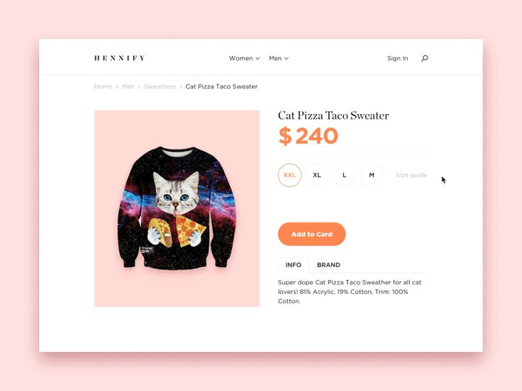 Hello guys,  our front-end developer Filip Danisko made my shoping cart concept live!  It's opensource and you can find it here: http://codepen.io/fdanisko/pen/VadXXq  #byEnts
