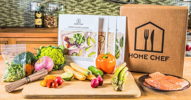 Weekly meal delivery service - chef prepared recipes, fresh ingredients and step-by-step instructions delivered straight to your door.