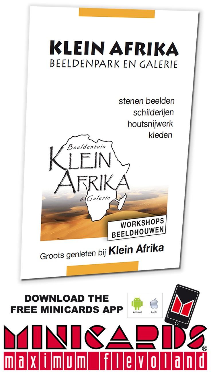 Klein Afrika  Beeldentuin en Galerie