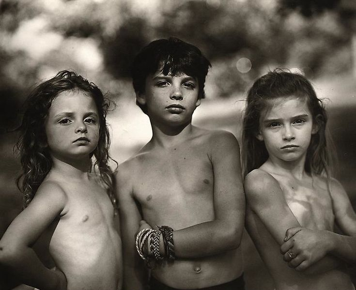 SALLY MANN – Immediate Family | Tara Slye