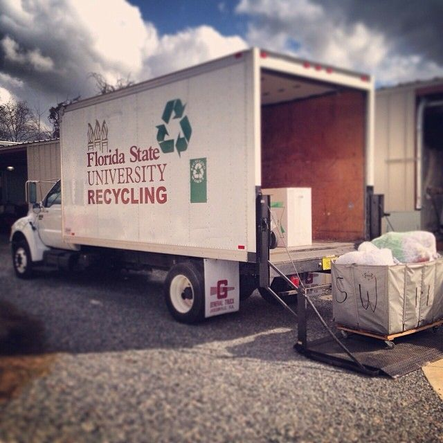 how to start a recycling center in florida