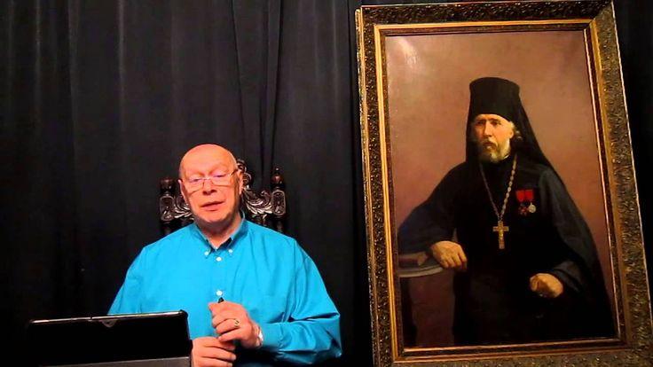 2 часть. Всемирная презентация Антихриста. Обращение к православным Эдуарда Ходоса...