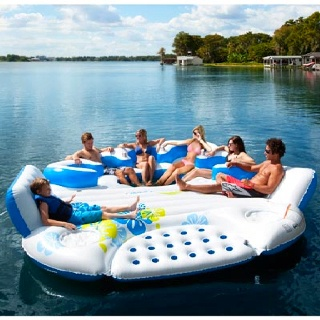 For people like me who can not afford boats