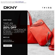 Handbags & Small Leather Goods: Now On Sale