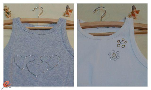 Το e - περιοδικό μας: Φτιάξτε τα δικά σας δίδυμα μπλουζάκια!...