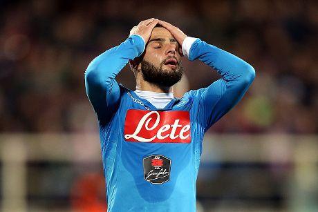 Pemain Napoli Lorenzo Insigne jadi korban perampokan di