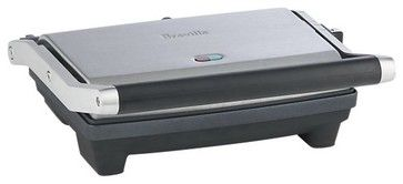 Breville Duo Panini Press - modern - small kitchen appliances - Crate kitchen with a child needs one
