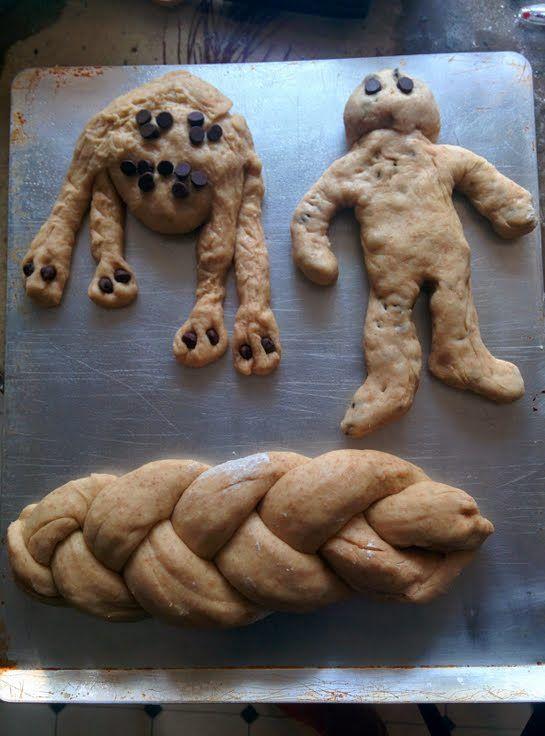 """Challa Bread! """"""""  @allthecooks #recipe #bread"""