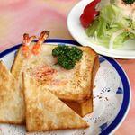 サラダの店サンチョ - サンチョ風グラタンは当店の冬場の人気メニュー