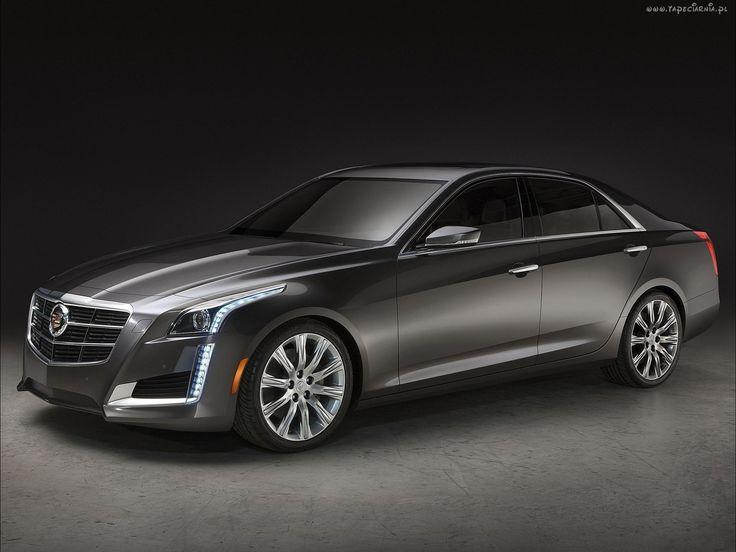 Cadillac CTS, Samochód