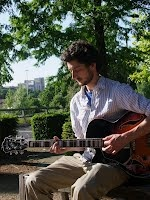 "Ben D. (Guitar Tutor)    ""I tailor lessons to get the most out of each student, identifying strong areas and weak areas and using this knowledge as a foundation for learning. Often getting to grips with a new instrument can seem daunting but this does not have to be the case, and I aim to teach guitar in a positive and clear way, encouraging each student to fulfil their potential."""