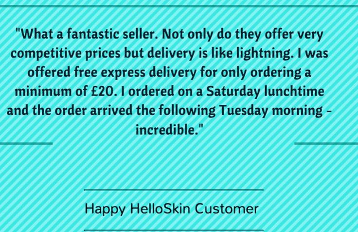 We are happy to hear from our happy customers If you've had a positive experience using one of our products we'd love to hear about them!