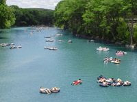 Canyon Lake Texas Information Guide - Attractions