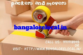 bangalore local: Reliable and Charge Efficient Packers and Movers i...
