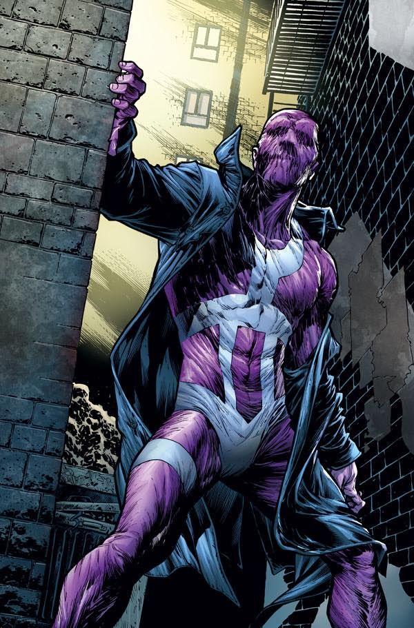 Justice League parazita)
