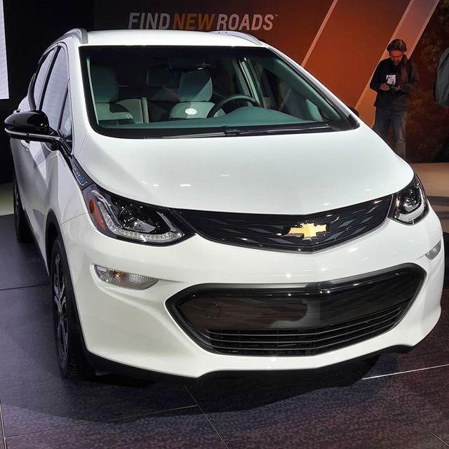 Chevrolet Bolt Ev 2019 Marca Americana Confirmou No