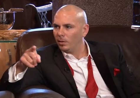 PITBULL Lets us Know the Difference Between: PITBULL and Armando Christian Perez