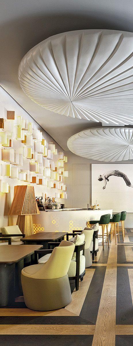 1000 Images About Best Restaurant Interiors Book En Pinterest