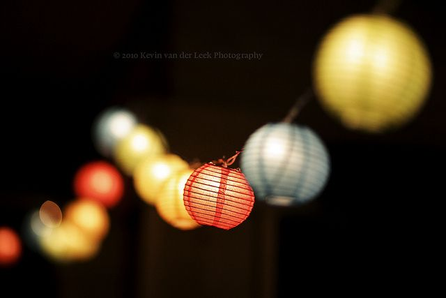 Patio Lanterns will be all over my patio this summer!