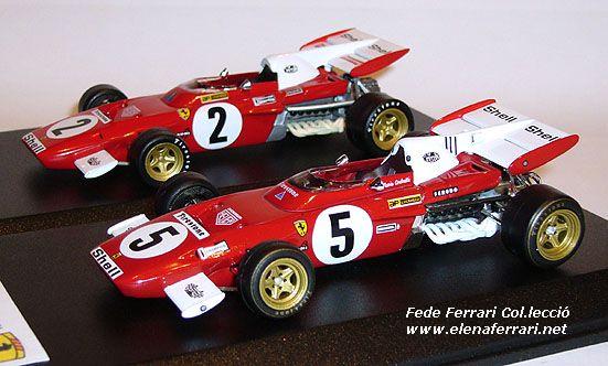 Ferrari f1 312b2 1