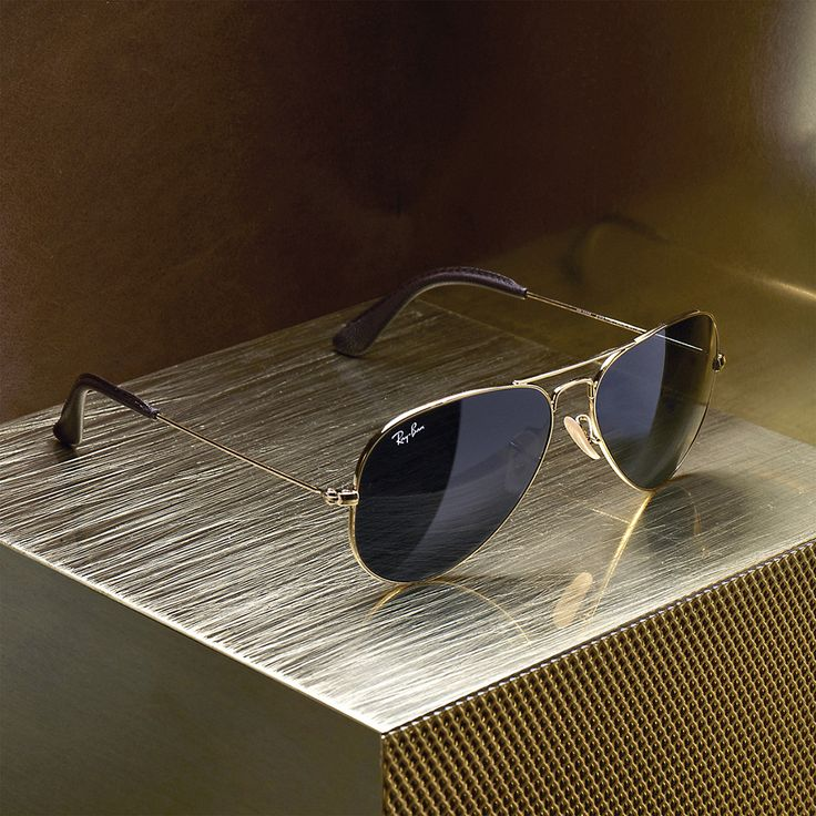 Meet the special edition #Aviator from the @Collection. Available only @ http://neverhi.de/jspj