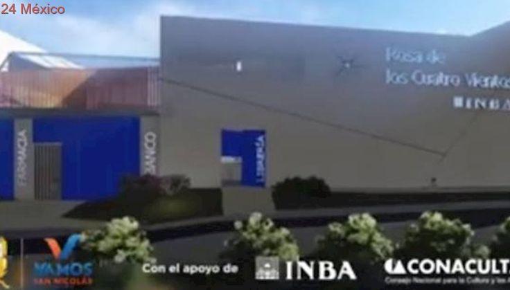 Inauguran Centro Cultural Rosa de los Vientos en Monterrey