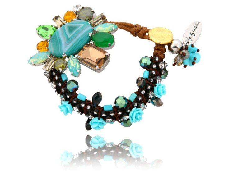 Pokaż się!  #ByDziubeka #bracelet #bransoletka #jewelry #glamour