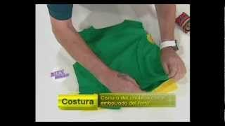 Hermenegildo Zampar - Bienvenidas TV - Costura de Chaleco
