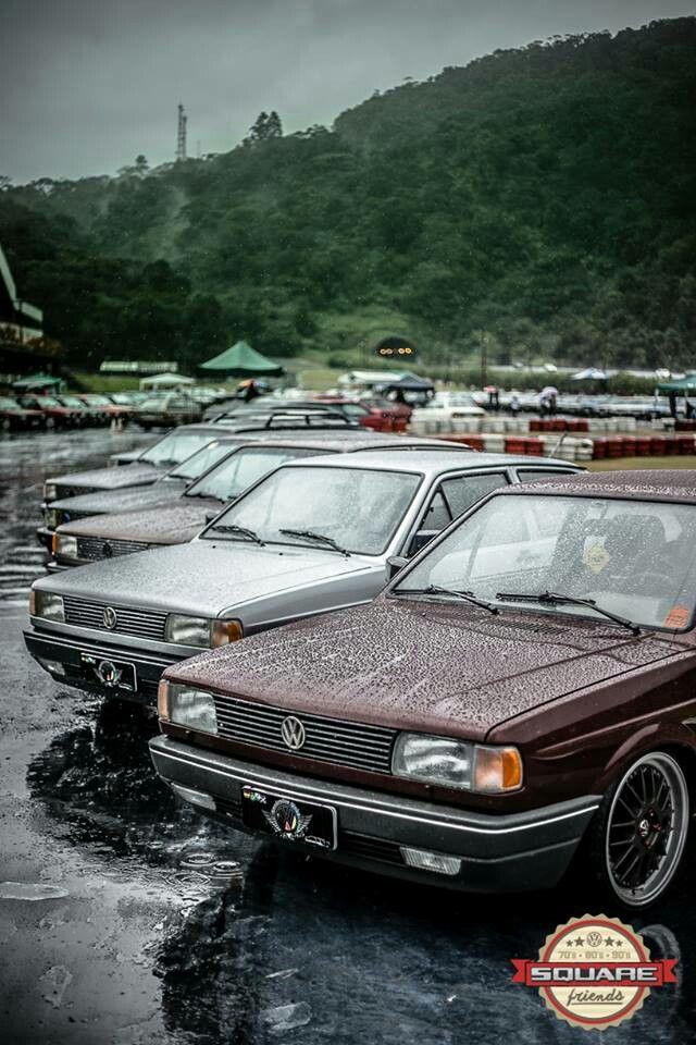 VW's Quadrados