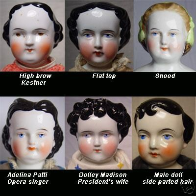 Fabulous article on dating antique china dolls