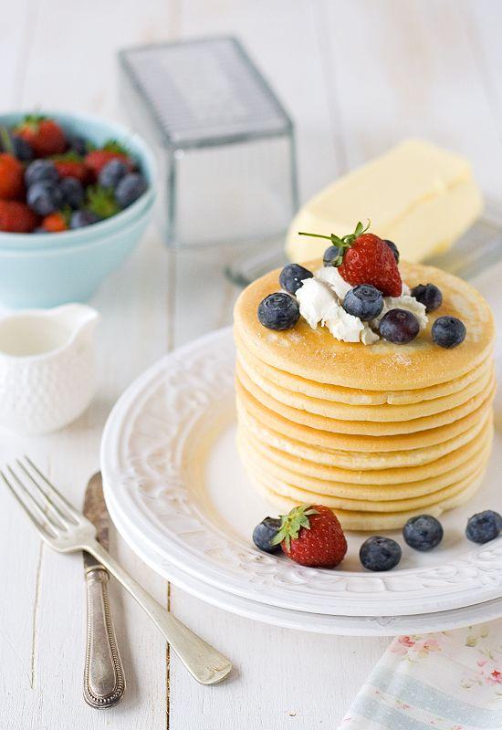 Receta 1029 tortitas americanas 1080 fotos de cocina - Fotos de cocinas americanas ...