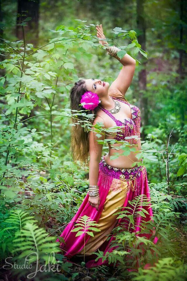 Dujanah of Glow Dance - Studio Jaki Photography Atlanta,  GA #bellydance #photography #dancers