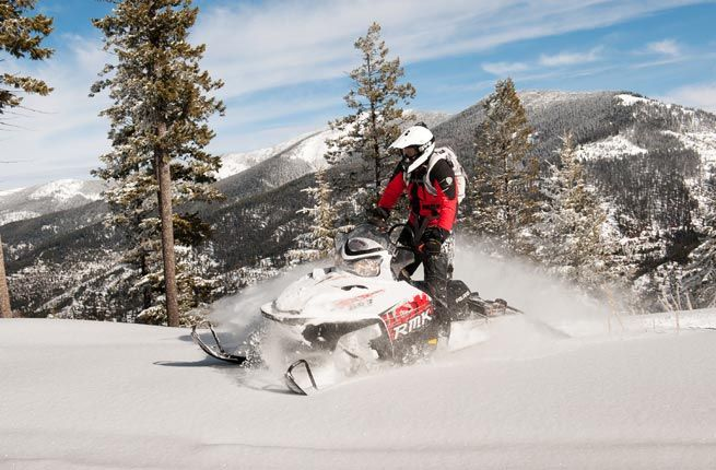 Fodors Travel - Top 10 Best Places for Snowmobiling in the USA - Seeley Lake, Montana