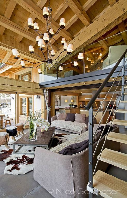 25 best ideas about swiss chalet on pinterest chalet interior chalet chic and modern holiday. Black Bedroom Furniture Sets. Home Design Ideas