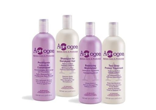 Best Black Hair Products: Woman Says Aphogee Can Grow Hair Over 18 inches Long | AT2W