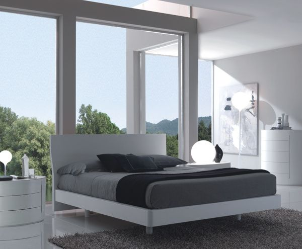 20 Contemporary Italian Beds by Fimes | DigsDigs