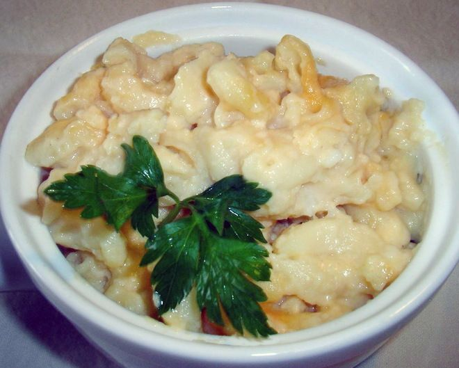 Shreiner's Restaurant in Fond du Lac shared its recipe for creamy mac