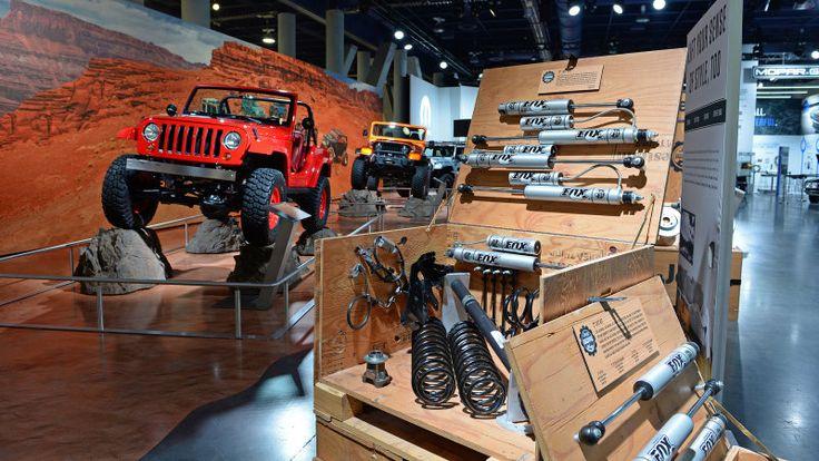 Mopar stuffs the Jeep Performance Parts catalog with 200 accessories
