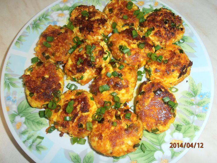 Сырно-морковные котлеты | Вегетарианство в мелочах