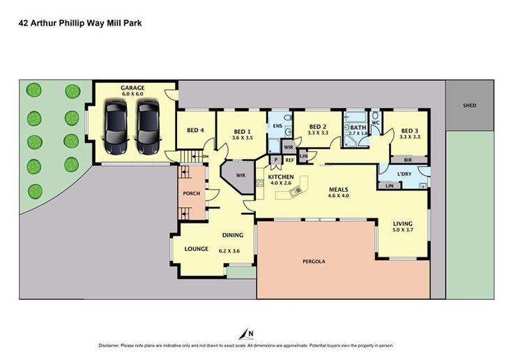 42 Arthur Phillip Way, Mill Park VIC 3082, Image 14