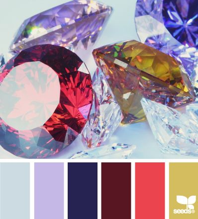 jeweled palette