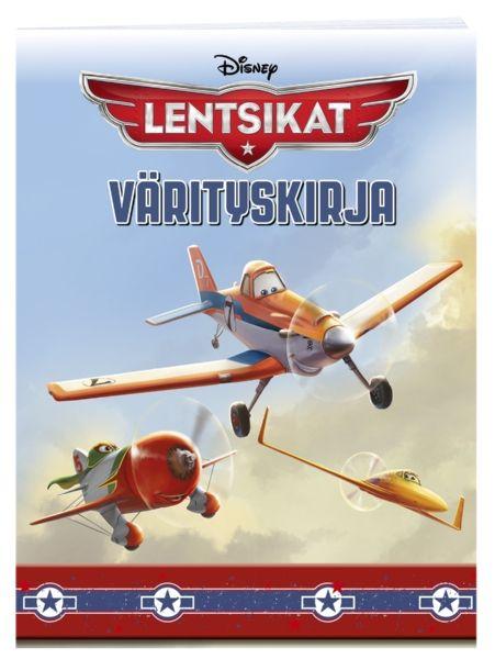 Lentsikat-värityskirja