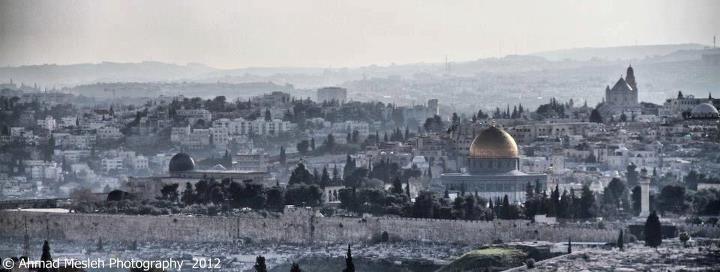 #القدس
