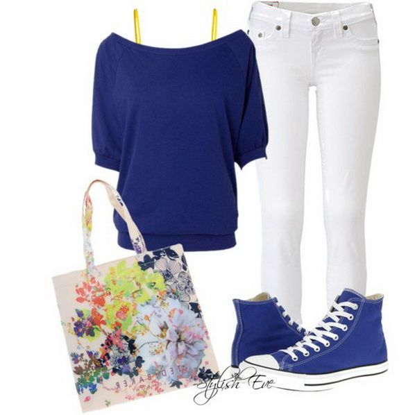 Blue-Spring-Summer-2013-Outfits-for-Women-by-Stylish-Eve_09