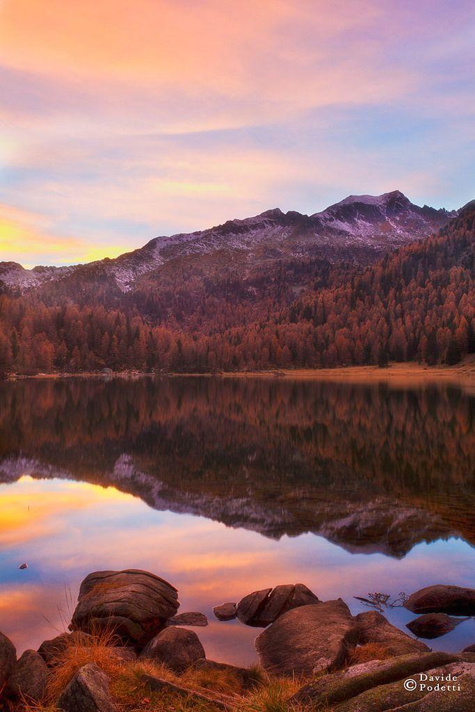 lago delle Malghette   Dolomiti di Brenta - Italy