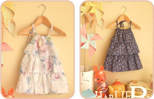 Ruffle Dress: Ruffle Dresses, Ruffles Dresses, Kids Couture