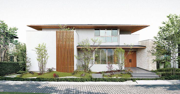 明るくモダンな家|一戸建て木造注文住宅の住友林業(ハウスメーカー)