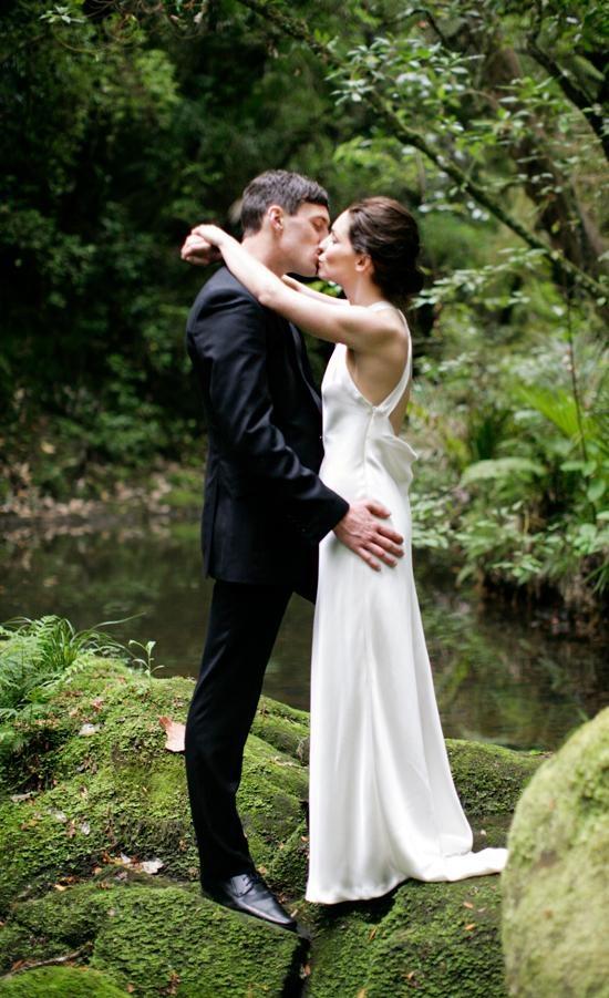 Wedding Inspiration Sarah And Bevan S Rustic In New Zealand